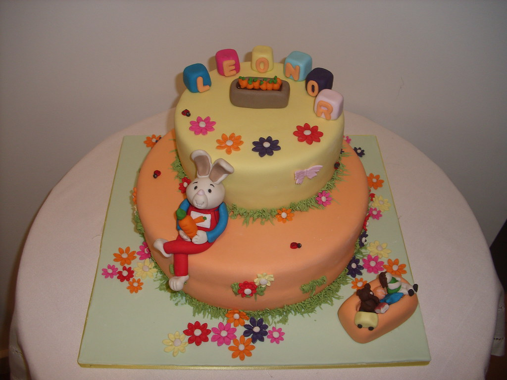 Baby First Tv Cake Images