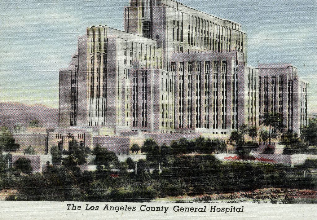 The los angeles county general hospital jeff bridges flickr the los angeles county general hospital by vokoban sciox Image collections