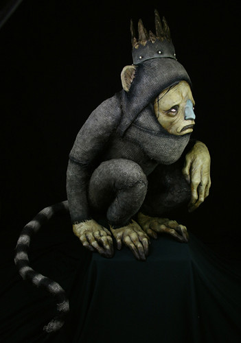 monkey 2010 | by radkescott