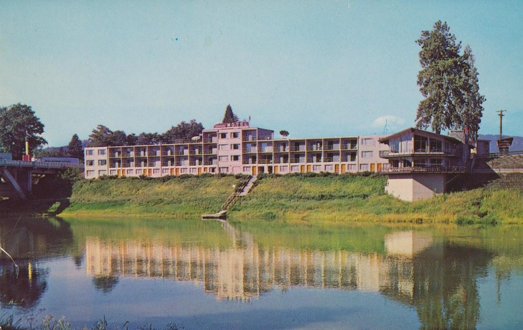 Riverside Motel and Restaurant - Grants Pass, Oregon