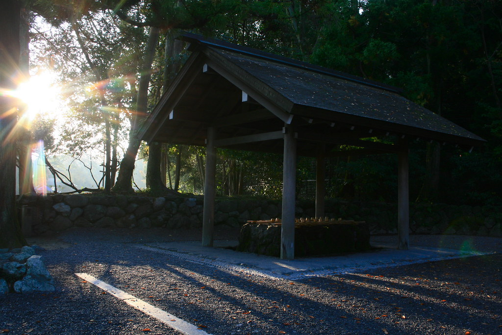 Ise Grand shrine (Gaiku)