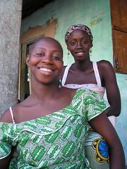 Gambian Sisters