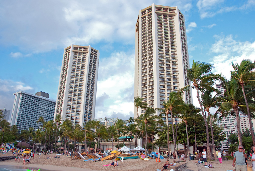 Island Club And Spa Honolulu