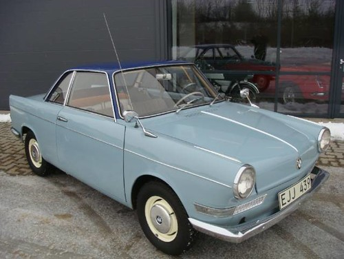 Where Are Bmw From >> BMW 700 Coupe 1960 | mobile.de | Willem S Knol | Flickr