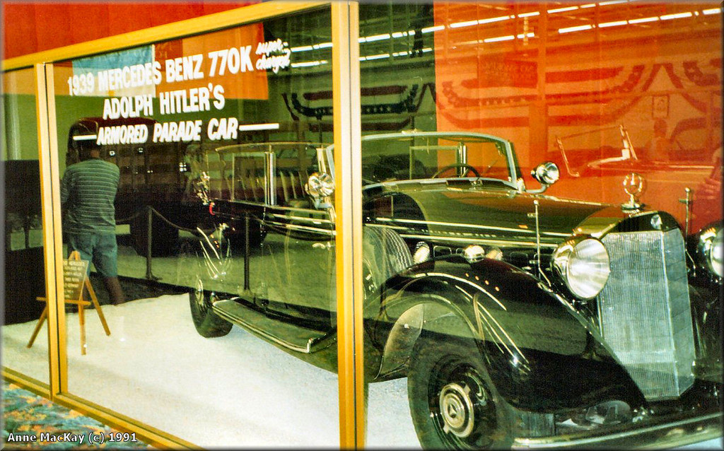 Las Vegas Imperial Palace Hotel Car Collection Hitler\'s pa…   Flickr