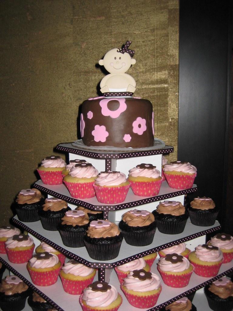 Brown Berby Cake Nj Bonbonniere