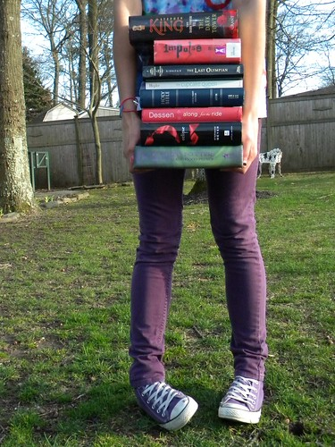 I'ma book worm :] | by RachelLovesToLaugh