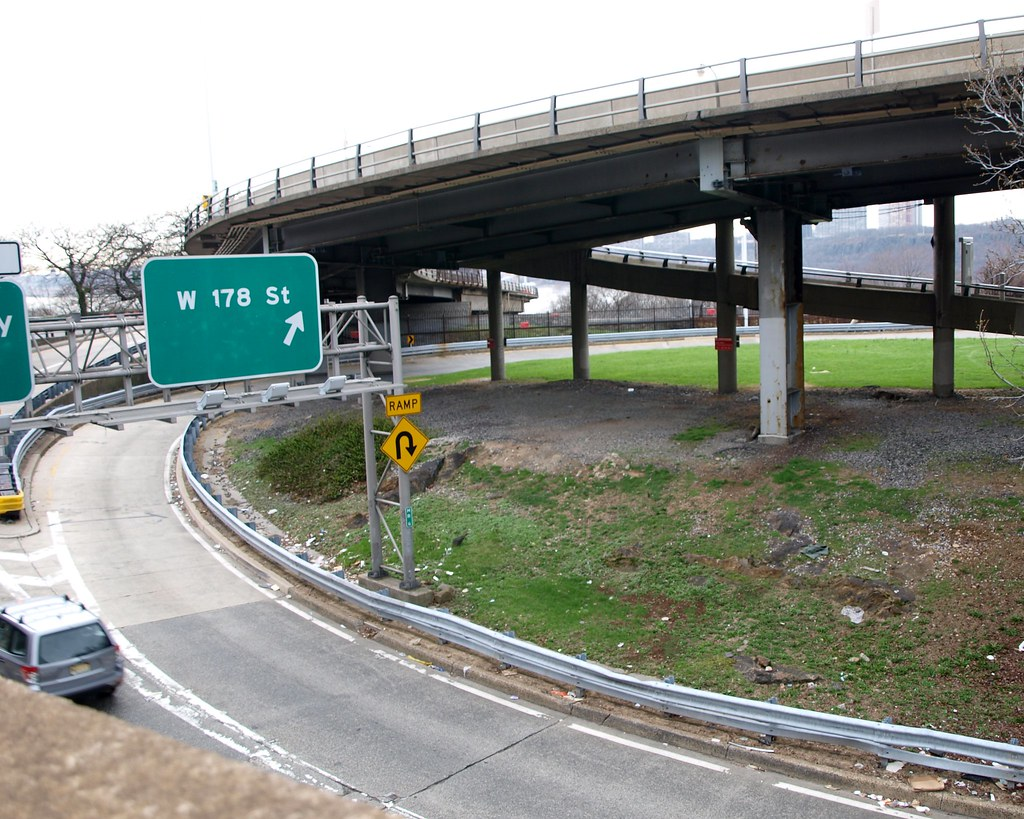 George Washington >> M032 George Washington Bridge Upper Level Exit 1 over W 17… | Flickr