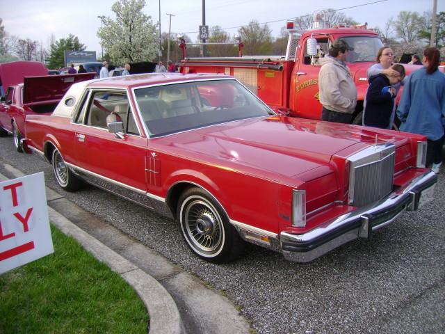 1980 lincoln continental mark vi low mileage barn find. Black Bedroom Furniture Sets. Home Design Ideas