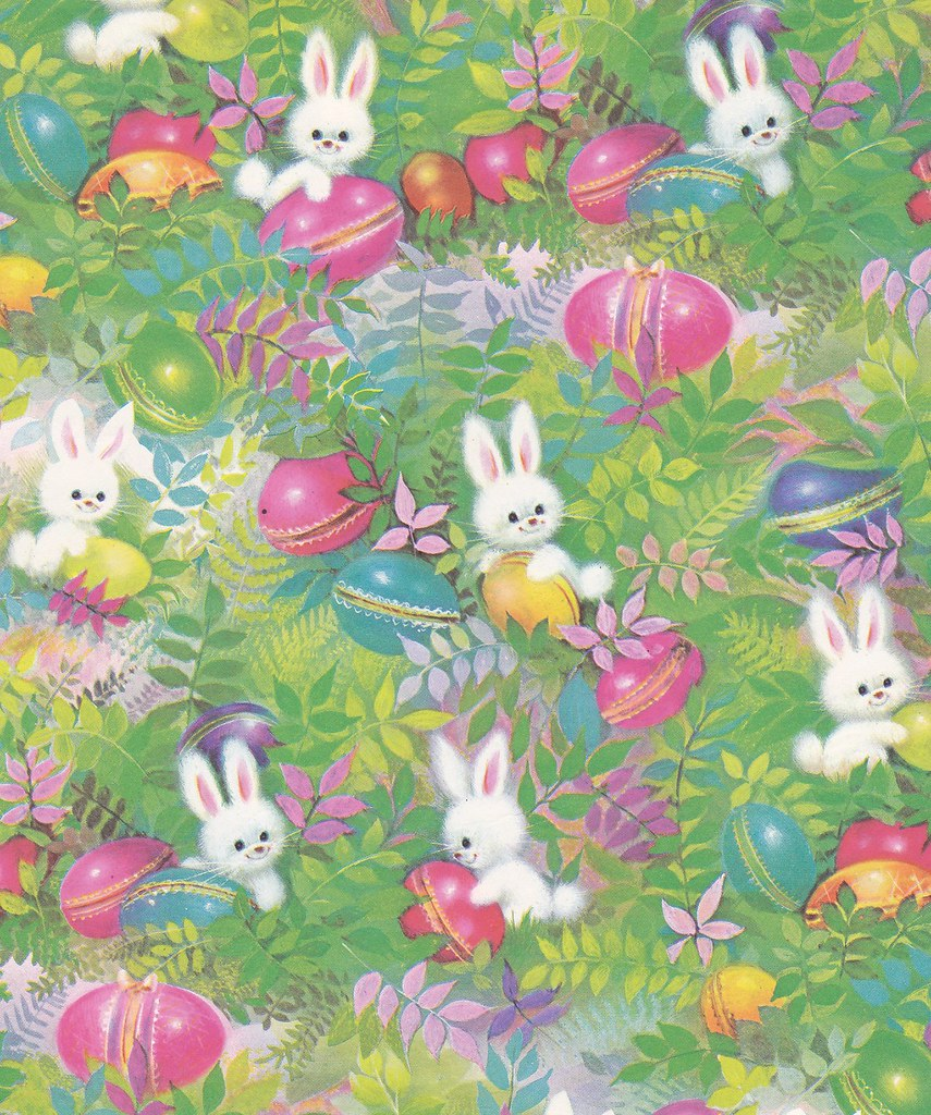 Vintage easter wrap norcross 1960s a norcross gift wrap 35 flickr vintage easter wrap norcross 1960s by hmdavid negle Choice Image