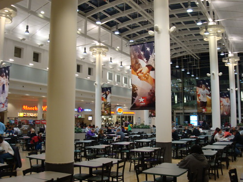 Ramstein Food Court