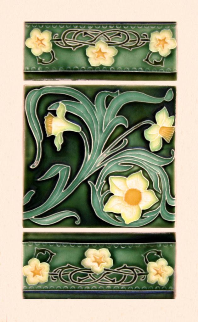 Art Nouveau Style Ceramics Art Nouveau Style Ceramic
