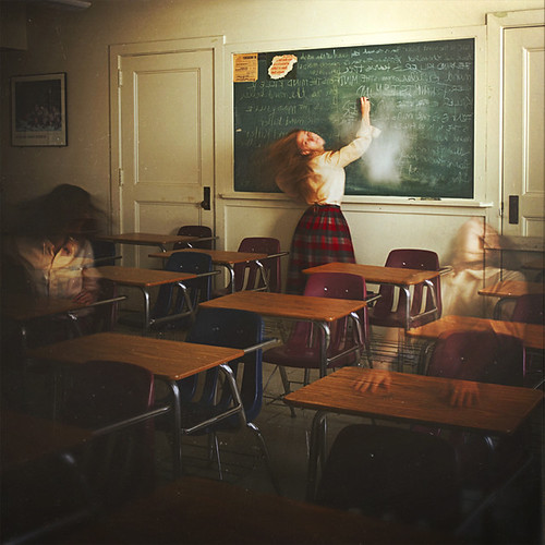 a school for girls | by brookeshaden