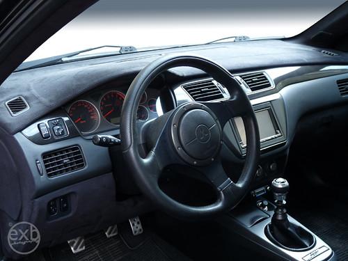 mitsubishi lancer evo ix interior emanuil valkov automotive photography flickr