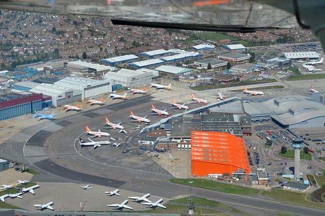 Aeroport De Luton A Combien Du Centre Ville De Londres