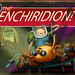 "Rejected Title Card for ""The Enchiridion!"""