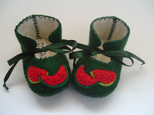 Funky Shoes With Adjustable Strap Over Toes