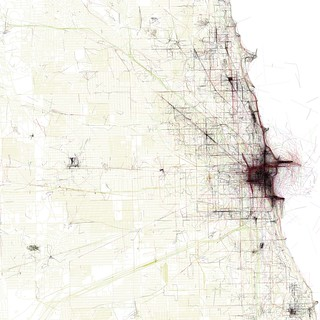 The Geotaggers' World Atlas #11: Chicago | by Eric Fischer