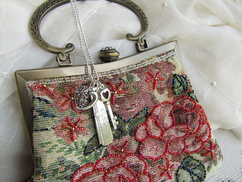 Vintage jewelry and handbag | by Vintage_Values