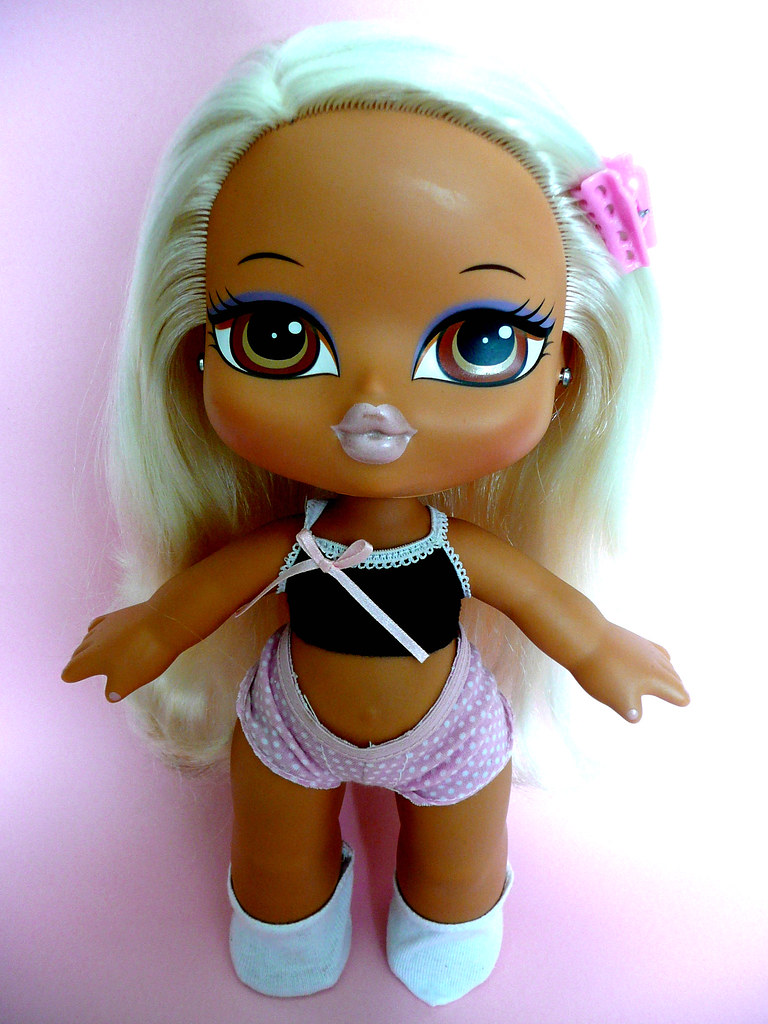 Big Bratz Baby Vinessa She Was Bought Just A Few Years