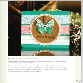 First Published Card | by Heather Ruwe