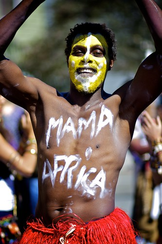The African Outlet - 2010 San Francisco Carnaval Grand Parade | by --Mark--