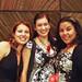 Marcela, Lisa y Liz