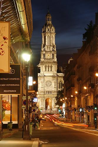 Église de la Sainte-Trinité, Paris  Built between 1861 ...