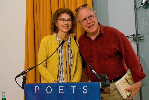 Brenda Hillman and Robert Hass ~ May 29, 2010 | by poetshouse
