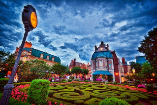 The Charm of Epcot's France Pavilion | by Samantha Decker
