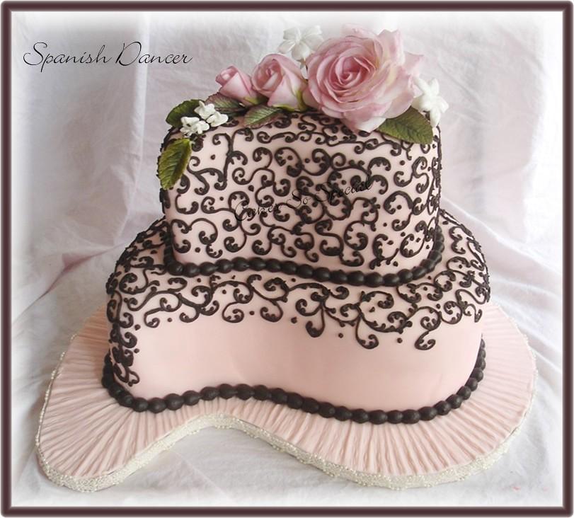 Paisley Cake Pan