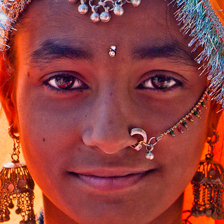 india portrait | by http://heatherbuckley.co.uk
