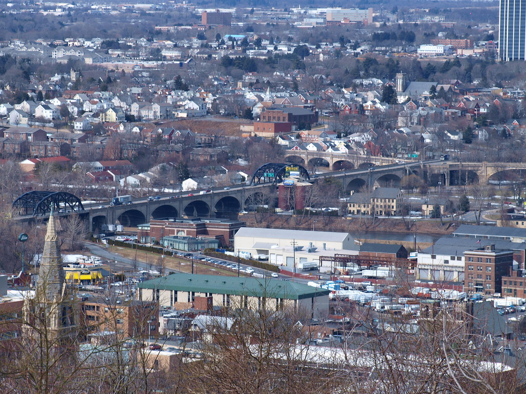 Get Free Credit Report >> Hill to Hill bridge, Bethlehem Pa | Photo credit: James Bene… | Flickr