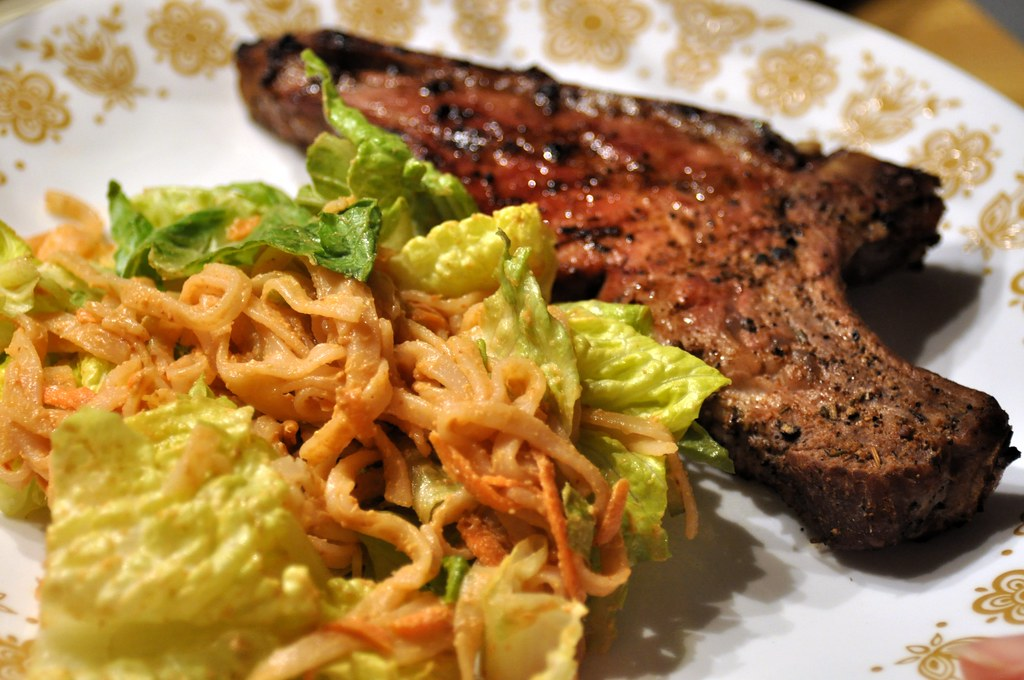 Grilled Country Style Pork Ribs America S Test Kitchen