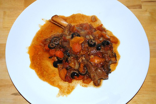 Lamb Shanks with Olives | by 1JLS