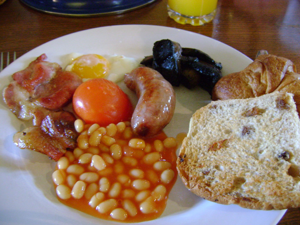 Cafe Breakfast Menu Sydney