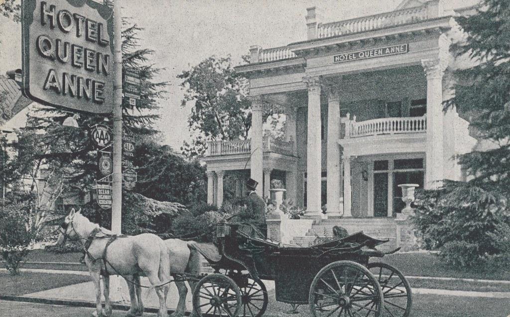 Hotel Queen Anne - New Bern, North Carolina