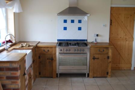 ... Lancashireplankfurniture Plank Kitchen   Sink And Stove Units | By  Lancashireplankfurniture
