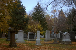 Halloween Cemetery Visit | Mount Pleasant Cemetery, Toronto | by b-real