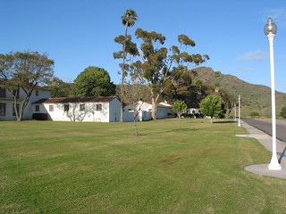 Street view of buildings and lawn | by California State University Channel Islands