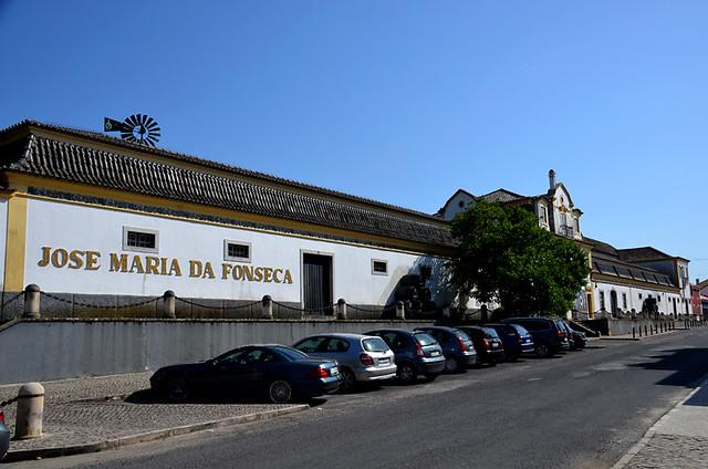 Jose Maria Da Fonseca Winery, Vila Noguira de Azeitão, Portugal