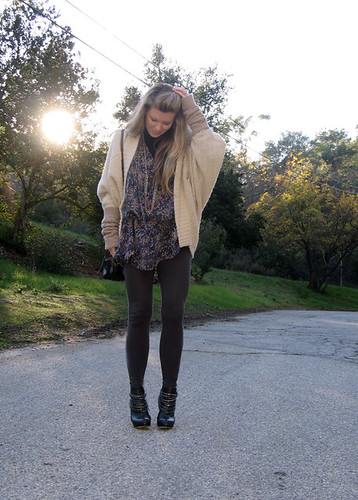 huge-cardigan-boots-with-chains-9 | by ...love Maegan