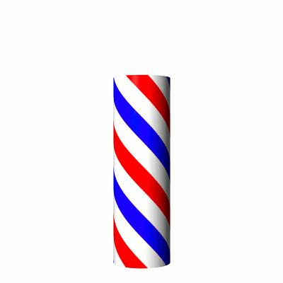 Animated Barber Pole Gimp Barber Pol...
