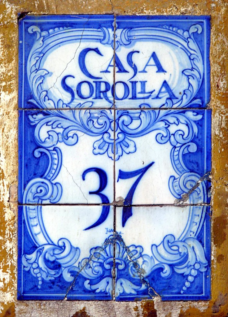 Madrid Azulejos 6 Casa Sorolla 2009 Arnim Schulz Flickr