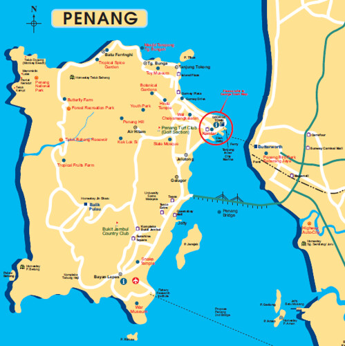 Penang Travel Blog