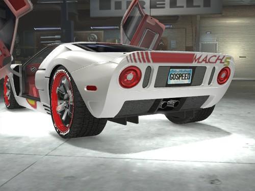 Ford Mach 2 Ford gt Mach 5 2