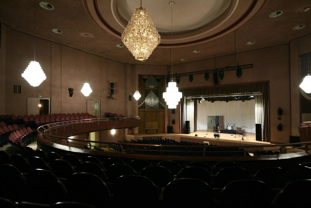 Friedrich Ebert Halle, Hamburg-Harburg | This is where The ...