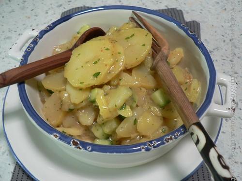 Kartoffelsalat nach Alfons Schuhbeck - kuechenlatein.com
