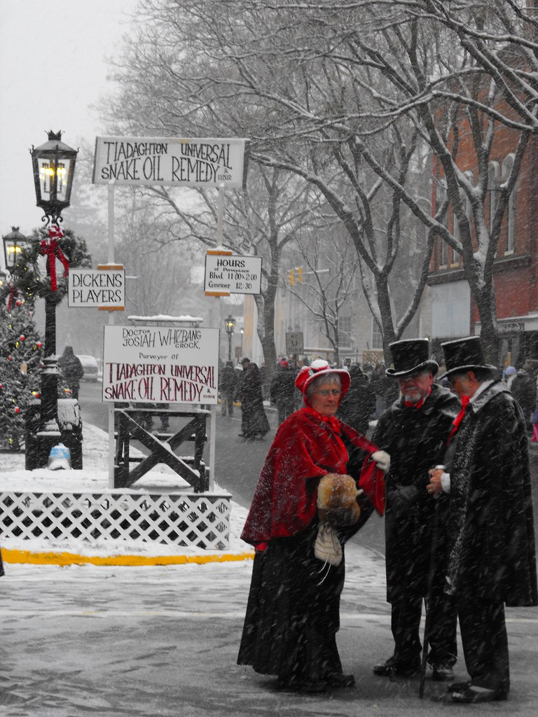 dickens of a christmas wellsboro 09 by mike brown2010