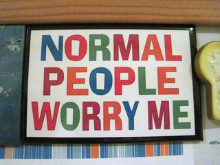 Normal People Worry Me | by DutchAstrid